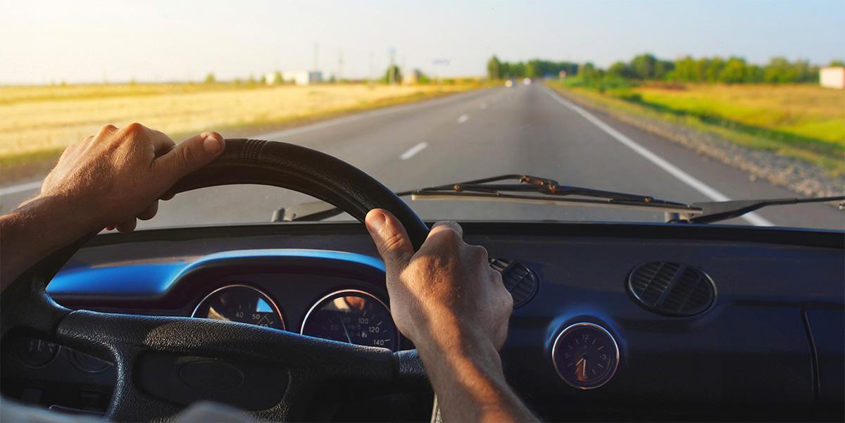 hyrbil för roadtrip